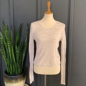 gap soft knit layering crew neck sweater